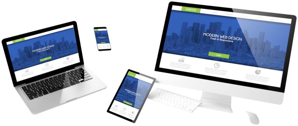 healthcare website development